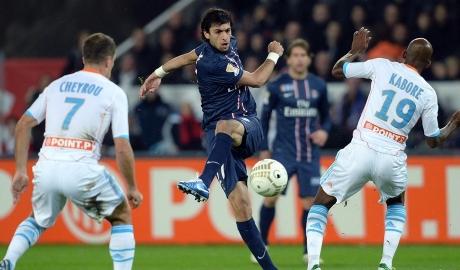 Trước vòng 10 Ligue 1: Tâm điểm Velodrome