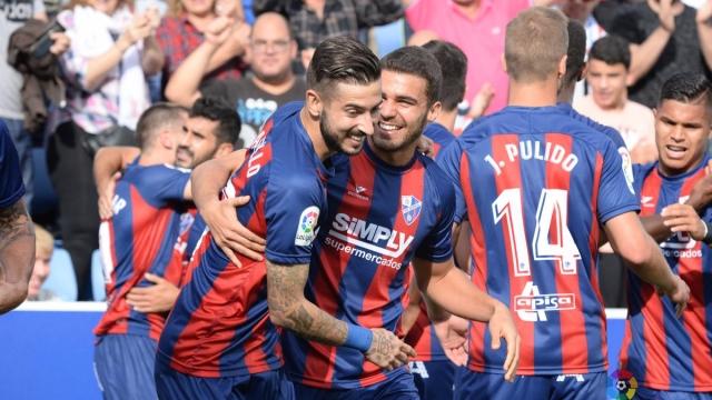 Levante 1-1 Getafe (Vòng 9 La Liga 2017/18)