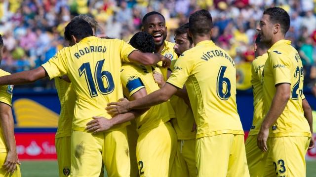 Villarreal 4-0 Las Palmas (Vòng 9 La Liga 2017/18)