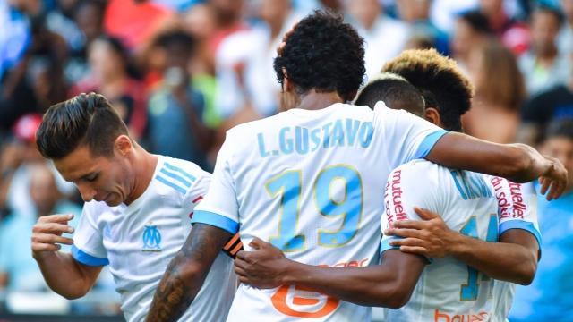 Marseille 2-2 PSG (Vòng 10 Ligue 1 2017/18)