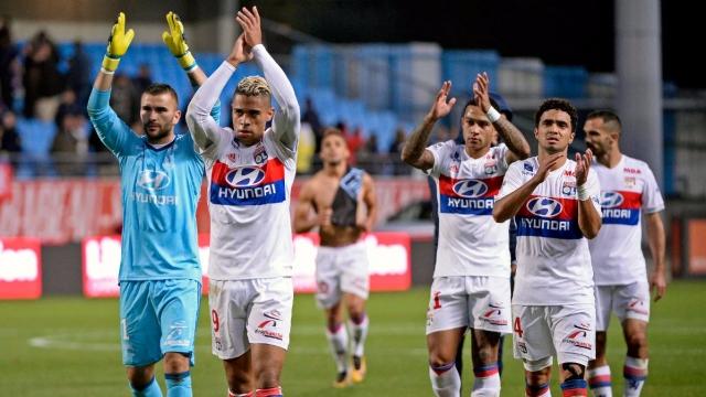 Troyes 0-5 Lyon (Vòng 10 Ligue 1 2017/18)