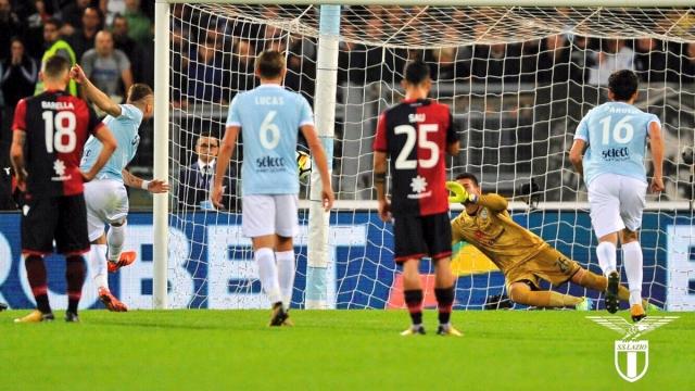 Lazio 3-0 Cagliari (Vòng 9 Serie A 2017/18)