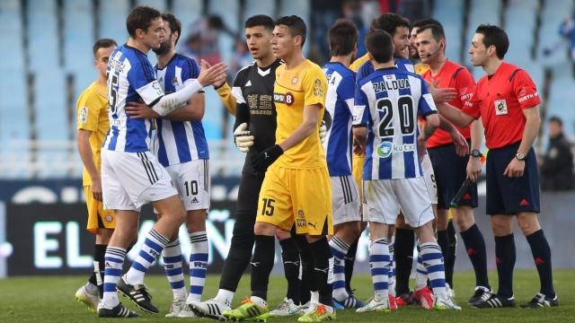 Real Sociedad 1-1 Espanyol (Vòng 9 La Liga 2017/18)