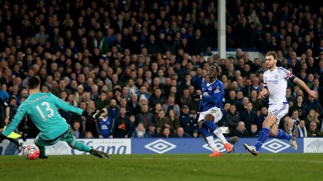 Thất bại thảm hại của Chelsea trong lần đối mặt gần nhất với Everton tại FA Cup