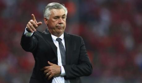 "HLV Ancelotti ""reo sầu"" cho Everton"