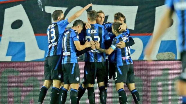 Atalanta 3-0 Hellas Verona (Vòng 10 Serie A 2017/18)
