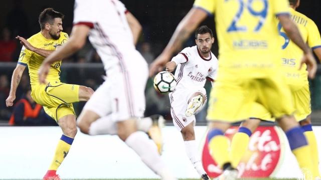 ChievoVerona 1-4 AC Milan (Vòng 10 Serie A 2017/18)