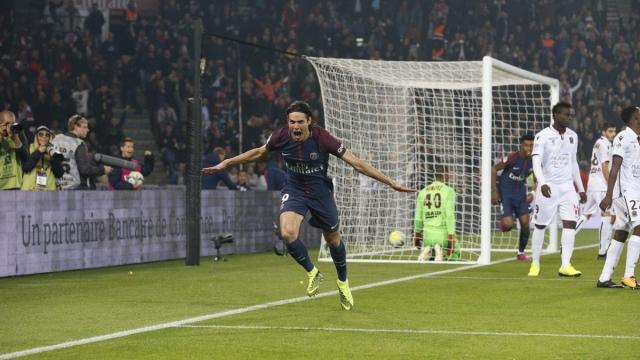 PSG 3-0 Nice (Vòng 11 Ligue 1 2017/18)