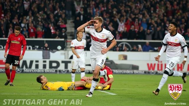 Stuttgart 3-0 Freiburg (Vòng 10 Bundesliga 2017/18)