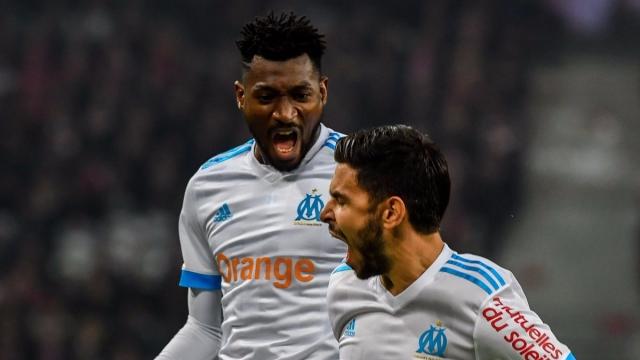 Lille 0-1 Marseille (Vòng 11 Ligue 1 2017/18)