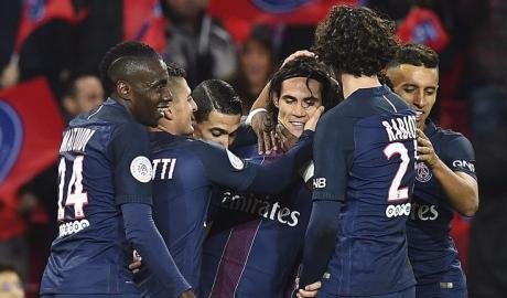 Tổng hợp vòng 11 Ligue 1: PSG vững ngôi đầu, Marseille lọt tốp 4