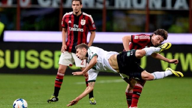 Nhận định bóng đá Sassuolo vs Milan, 2h45 ngày 6/11 (Vòng 12 Serie A 2017/18)