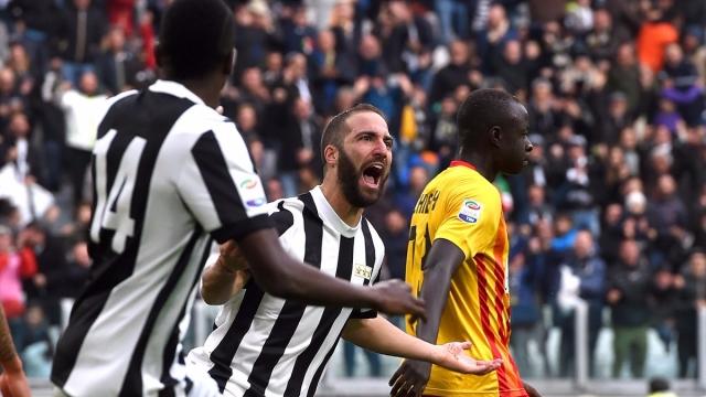 Juventus 2-1 Benevento (Vòng 12 Serie A 2017/18)