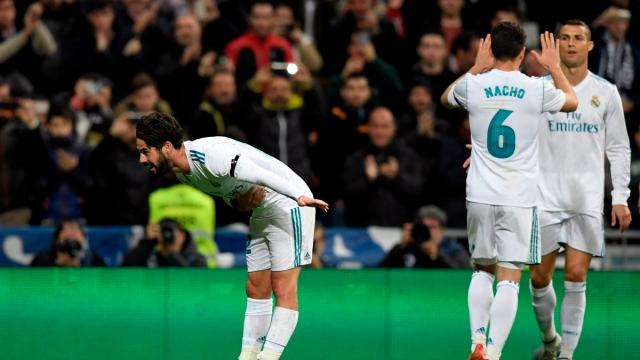 Real Madrid 3-0 Las Palmas (Vòng 11 La Liga 2017/18)