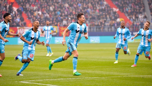 Marseille 5-0 Caen (Vòng 12 Ligue 1 2017/18)