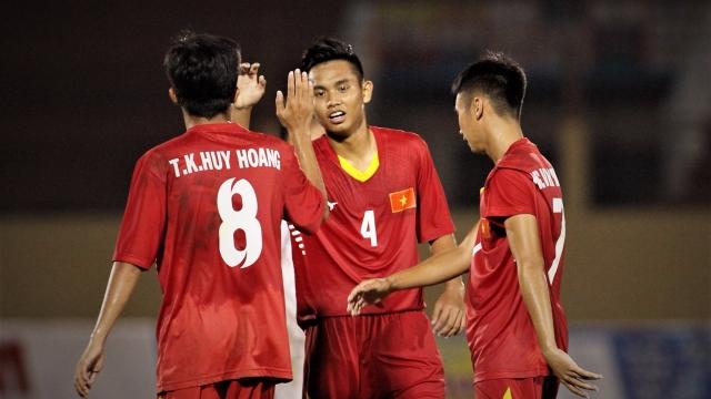 U19 Việt Nam 4-0 U19 Lào (Vòng loại U19 châu Á 2018)