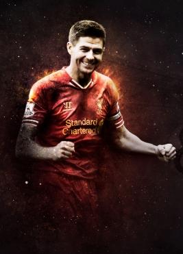 Steven Gerrard: Chiến binh bất tử với tình yêu bất diệt