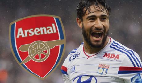 Barca theo đuổi, Nabil Fekir chỉ muốn đến Arsenal