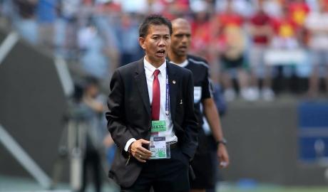 HLV Hoàng Anh Tuấn chia tay U19 Việt Nam