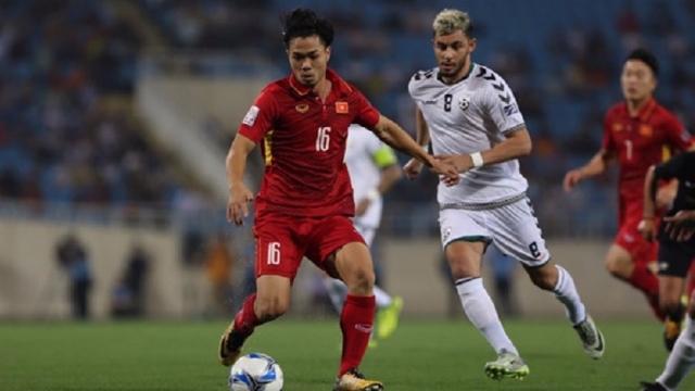 Việt Nam 0-0 Afghanistan (Vòng loại Asian Cup 2019)