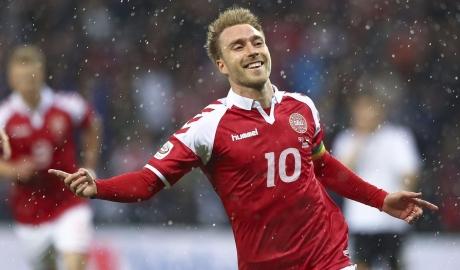 Eriksen tỏa sáng giúp Đan Mạch ngược dòng ngoạn mục