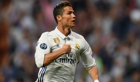 10 ngôi sao xuất sắc nhất thế giới 2017: Ronaldo số một
