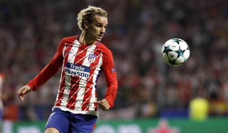 Griezmann thừa nhận Atletico gặp vấn đề trước trận derby