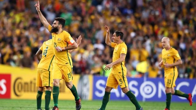 Australia 3-1 Honduras (Lượt về play-off vòng loại World Cup 2018)