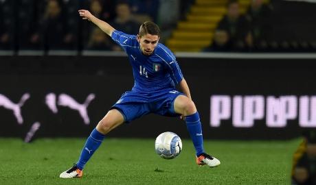 ĐT Italia: 'Mầm xanh' Jorginho