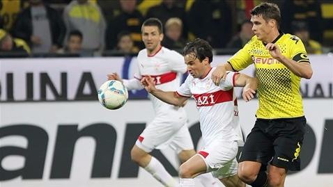 Nhận định bóng đá Stuttgart vs Dortmund, 2h30 ngày 18/11 (Vòng 12 Bundesliga 2017/18)