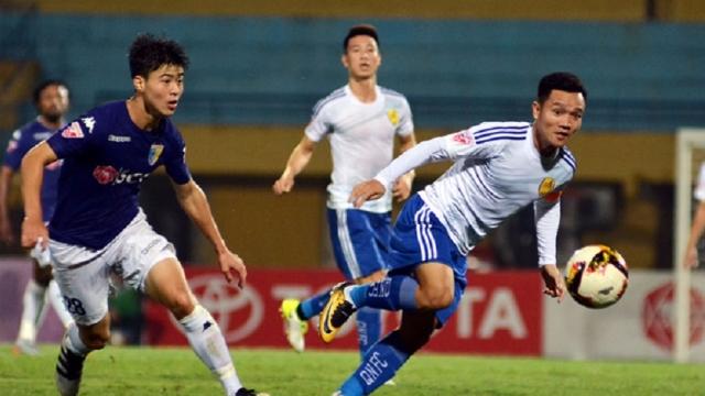 Hà Nội 1-0 Quảng Nam (Vòng 25 V.League 2017)