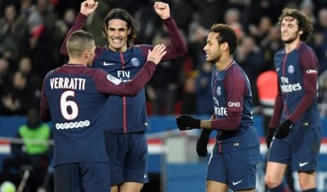 """Neymar """"mất hút"""", PSG vẫn đại thắng"""