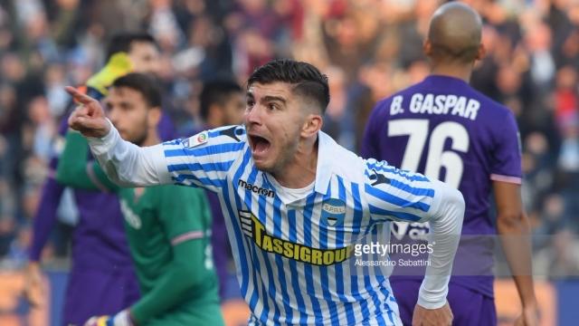 SPAL 2013 1-1 Fiorentina (Vòng 13 Serie A 2017/18)