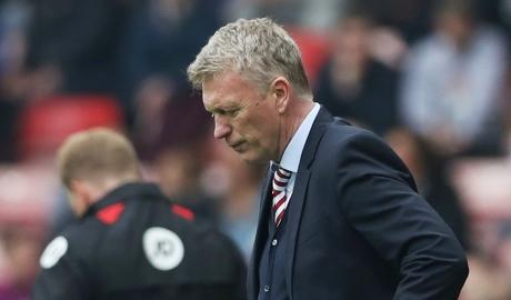Moyes thất vọng với 'vài sao lớn' của West Ham