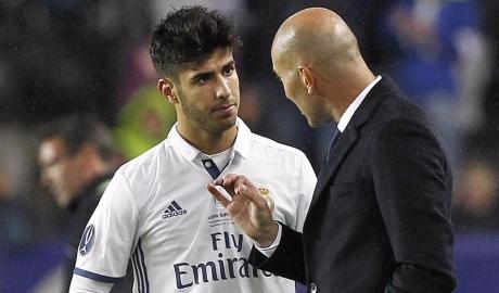 Zidane đang đối xử bất công với Asensio?