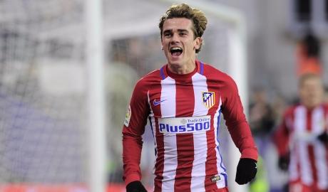 Griezmann hạnh phúc khi ở Atletico