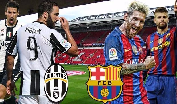Nhận định bóng đá Juventus vs Barcelona, 2h45 ngày 23/11 (Bảng D Champions League 2017/18)