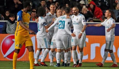 Real Madrid cán mốc lịch sử tại cúp châu Âu