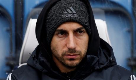 Mkhitaryan đang không hạnh phúc ở M.U