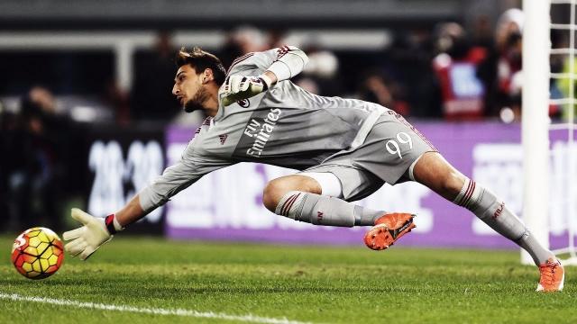 Serie A 2017/18: 5 pha cứu thua xuất sắc nhất vòng 13