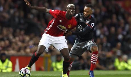 Pogba & Lukaku: Chung trường lớp nhưng học lực khác xa