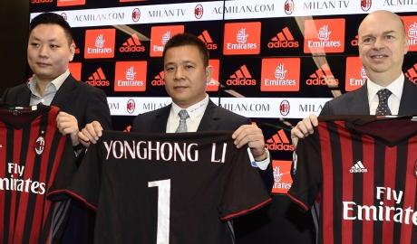 Tài chính có vấn đề, AC Milan đứng trên bờ vực phá sản