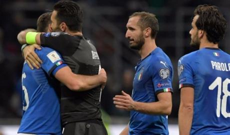 NÓNG: World Cup 2018 vẫn có thể có sự góp mặt của Italia