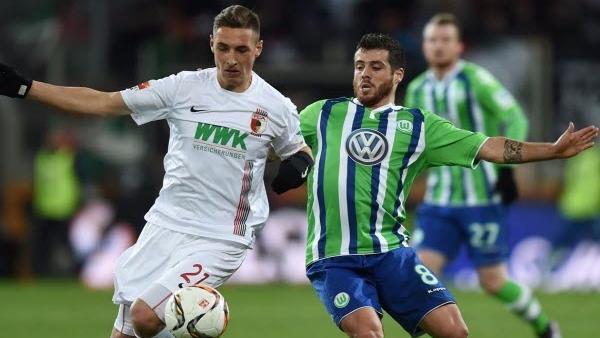 Nhận định bóng đá Augsburg vs Wolfsburg, 21h30 ngày 25/11 (Vòng 13 Bundesliga 2017/18)