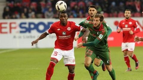 Nhận định bóng đá Freiburg vs Mainz 05, 21h30 ngày 25/11 (Vòng 13 Bundesliga 2017/18)