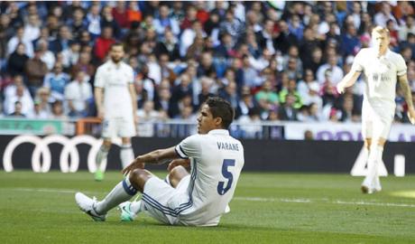 Real là 'ổ chấn thương' của La Liga