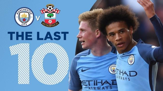 10 bàn thắng đẹp nhất vào lưới Southampton của Man City