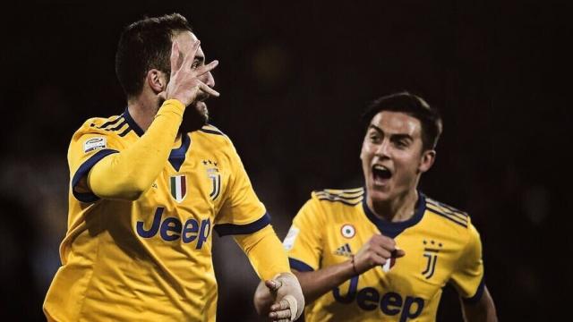 Napoli 0-1 Juventus (Vòng 15 Serie A 2017/18)