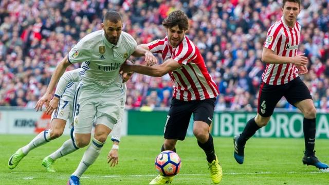 Athletic Bilbao 0-0 Real Madrid (Vòng 14 La Liga 2017/18)