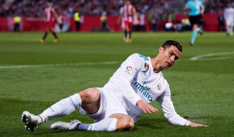 Ronaldo không còn là cầu thủ hay nhất hành tinh